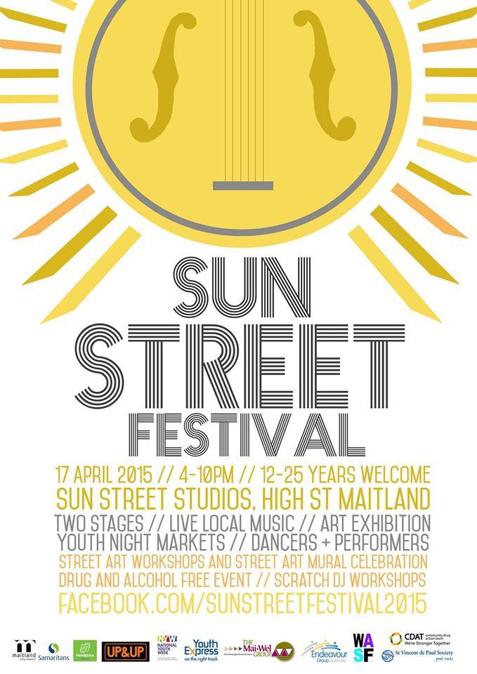 sun street festival
