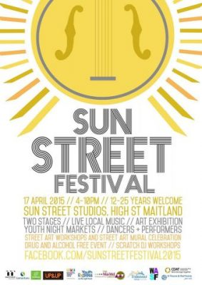 sun street festival 2015