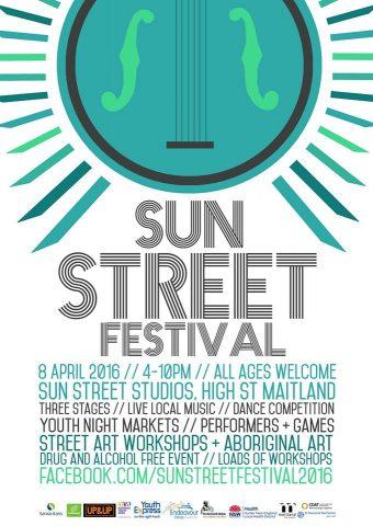 sun street festival 2016